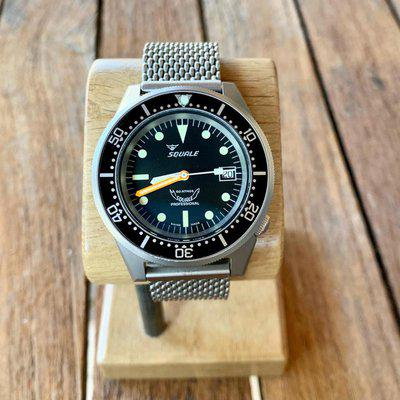 [BROC] Squale 1521 Blasted Noire - 600€