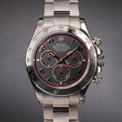 FS: 2007 Rolex Daytona 116509 Black Racing Dial with Box and Pamphlets