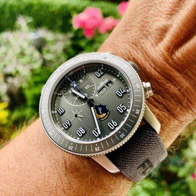 Fortis Official Cosmonauts Amadee-20
