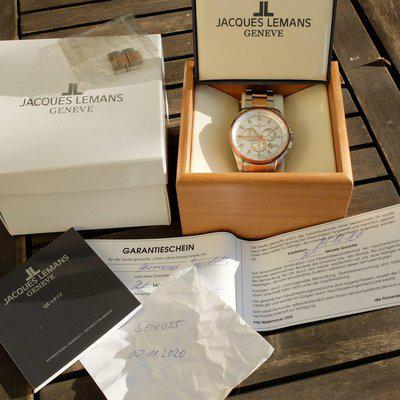 Jacques Lemans Geneve Chronograph