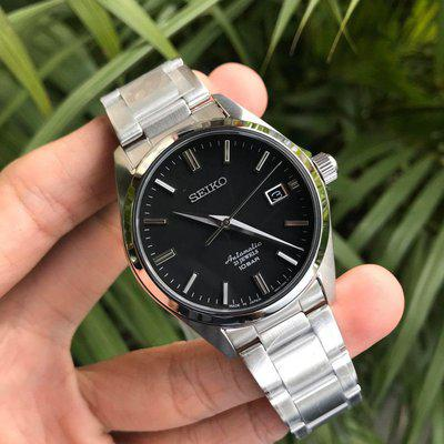 [WTS] Brand new in box Seiko JDM Black dial (SARB033 inspired)