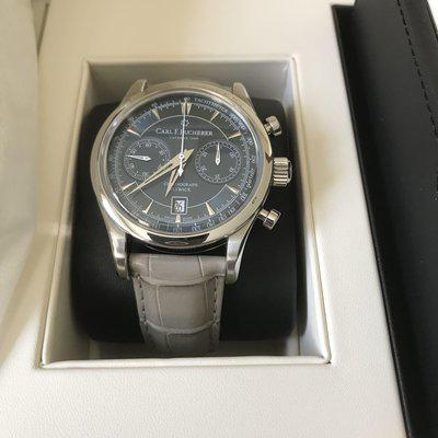 FS: CARL BUCHERER MANERO FLYBACK CHRONO
