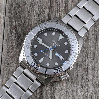 FS: Seiko SRPE51 SRPD Grey Dial Yachtmaster Inspired