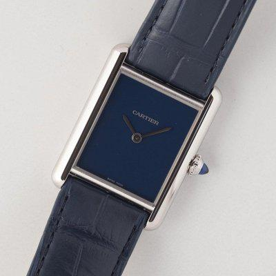 [WTS] 2021 Cartier Tank Must WSTA0055 Limited Edition - Blue