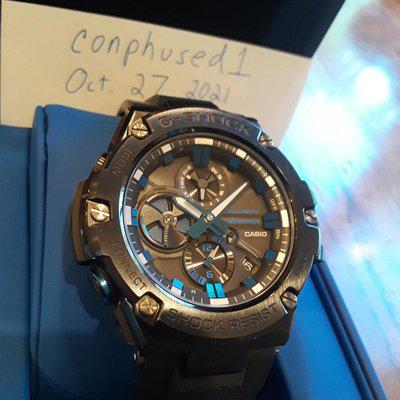 [WTS] Casio G-Shock GST-B100BNR Limited Edition - Brand new condition