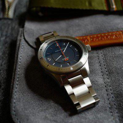 FS: Oak & Oscar Humboldt Navy on Bracelet