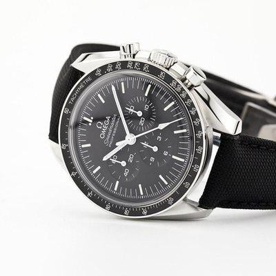 fsot - Omega Speedmaster Moonwatch - 2021 Release - 3861 Movement Strap ( brand new )