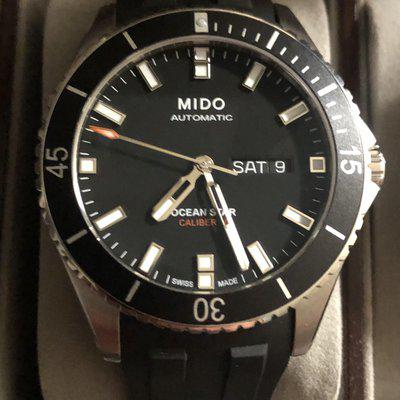 [WTS] Mido Ocean Star - Excellent Condition
