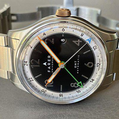 FS: Farer Oxley GMT- discontinued