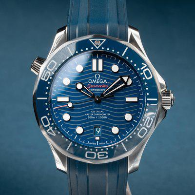FS: 2019 Omega Seamaster 21030 with Box and Papers