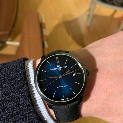 """[WTS] Girard-Perregaux 1966 """"Earth to Sky"""", limited edition"""