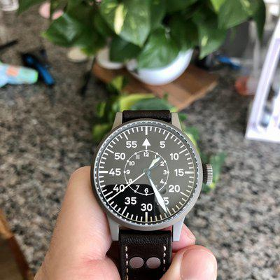 [WTS] Laco Kempten 39mm hand-wound flieger- repost and price reduced