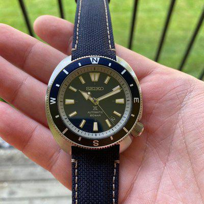 """[WTS] New Release Seiko SRPG15 """"Land Tortoise"""" - $350 shipped to the USA"""