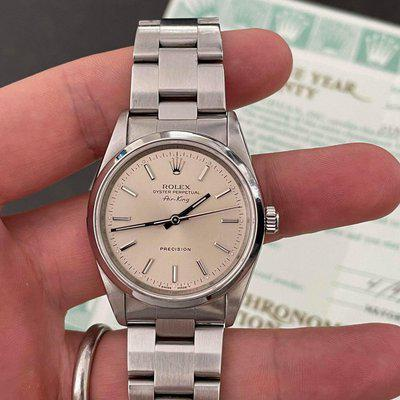 [WTS] Rolex AirKing 14000 (1999) with papers