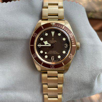 [WTS] Tudor Black Bay Fifty-Eight Bronze Boutique Edition M79012M-0001 Full Set