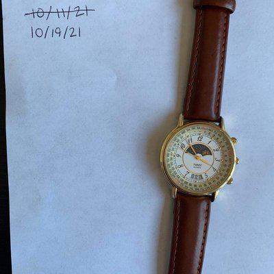 [WTS] 90's Timex Moonphase