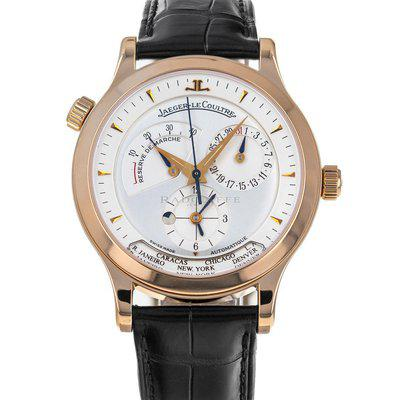 Jaeger-LeCoultre 142.2.92 Master Geographic Box Papers