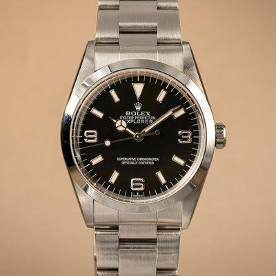 FS: 1999 Rolex Explorer 14270 with Swiss Only Dial