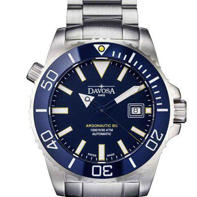 Davosa Argonautic BG latest edition brand new 300m blue on blue sold out $700