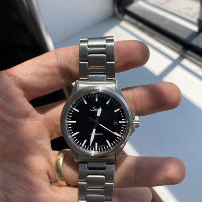 [WTS] Sinn 556 I on H link, box and papers