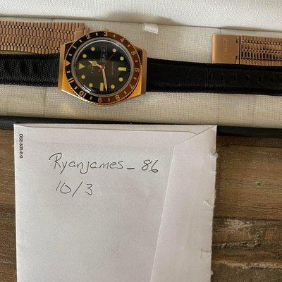 [WTS] Timex 1979 reissue Rose gold