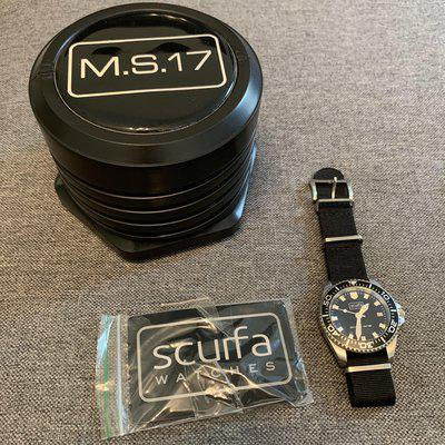 WTS: Scurfa Diver One M.S. 17 Limited Edition