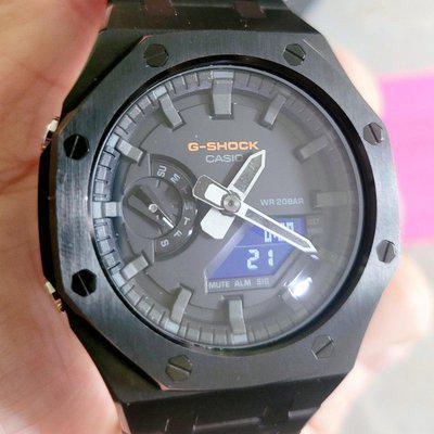 """[WTS] Modded Casio G-Shock GW2100 """"CasioOak"""" Full Kit, with EXTRAS! - $270 (will ship to CONUS only)"""