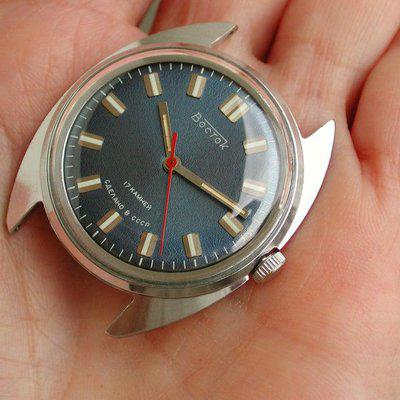 [WTS] Vostok Made in USSR old mechanical watch