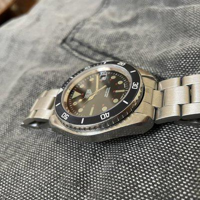 Heuer 844 Monnin Automatic Serviced and Pressure Tested