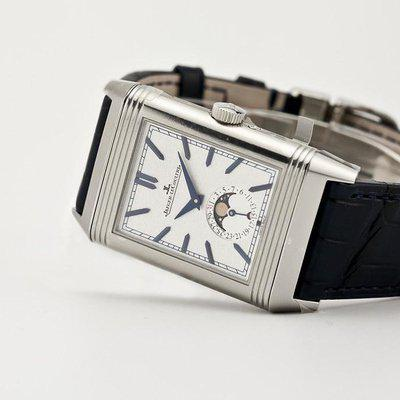 fsot - Jaeger LeCoultre - JLC - Reverso - Duo - Tribute Moon 3958420 ( new / 2021 )