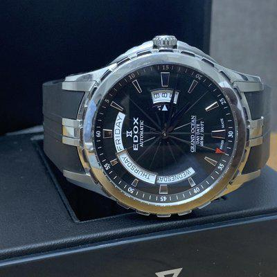 SOLD Edox Grande Ocean Automatic NOS $425 Paypal Accepted