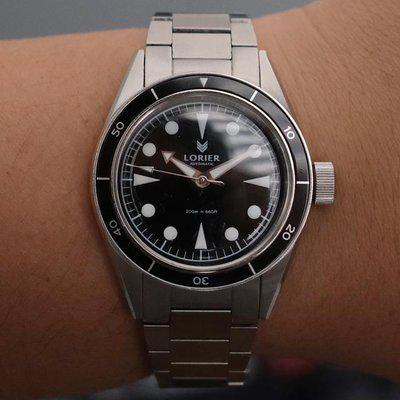 [WTS] Lorier Neptune SIII - Black - PRICED TO SELL