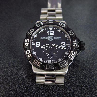 For sale Tag Heuer Formula 1 WAH1010 Grande Date black