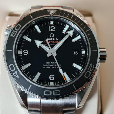 Omega Planet Ocean Big Size (Ref. 232.30.46.21.01.001) im Full Set
