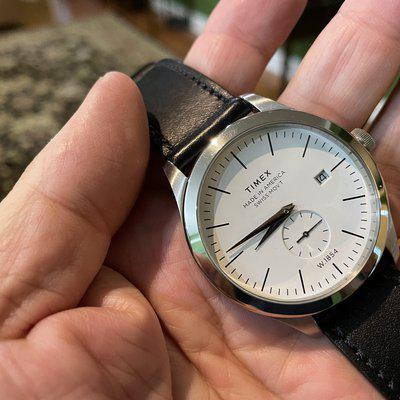 FS: Timex American Documents #1 - pristine, all packaging including cherrywood box