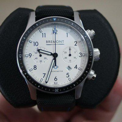 [WTS] Bremont Boeing Model 247 Chronograph - Reduced