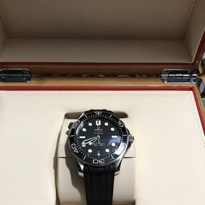 [WTS / WTT] Omega Seamaster Diver 300 Co-Axial ( 2 months old!)