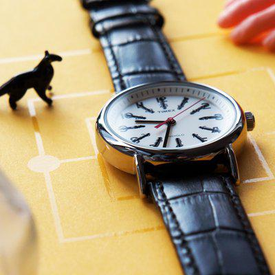 """[WTS] Customized Timex Weekender: """"Nope"""" Watch, 38mm, New"""