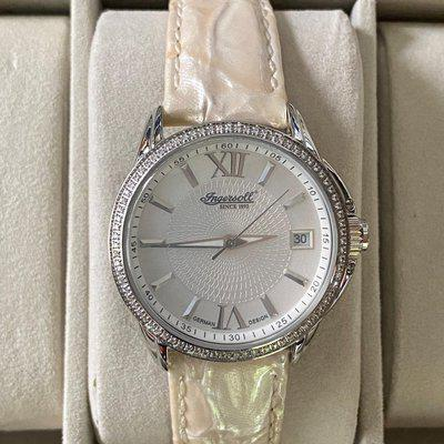 [WTS] Ingersoll Piegan IN8006 ladies watch automatic, white and stainless