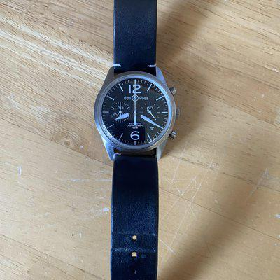 Bell and Ross 126 automatic chrono