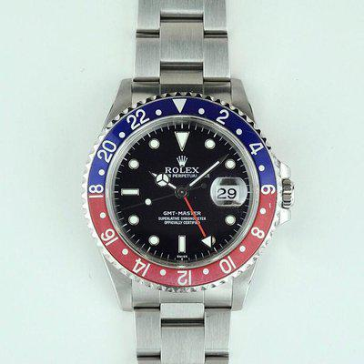 Rolex GMT-MASTER | 16700 SWISS Only - Red/Blue