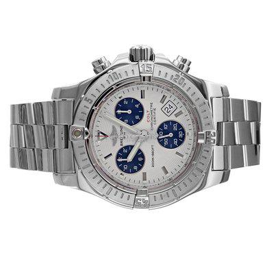 Breitling A73380 Colt Box Papers Chronograph