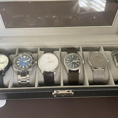 [WTS] 6 watch collection (reduced)
