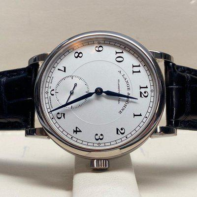 FSOT - A. Lange & Sohne 1815 Ref. 235.026 18kt WG White Gold 38.5mm Box & Papers
