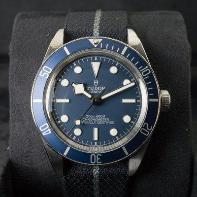 [WTS] Tudor Black Bay 58 Blue Ref. 79030B - AD Purchased 05/2021 - Mint Condition