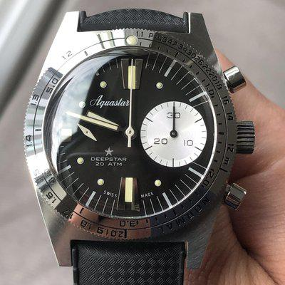 [WTS] Aquastar Deepstar 2020 full set for sale (numbered and limited to 300 pieces in black)