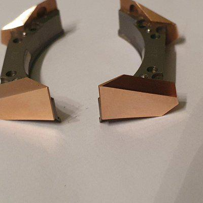 Rose Gold Capped Lugs - AFB3252