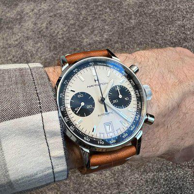 [WTS] Hamilton Intramatic Chronograph (Reduced Price)