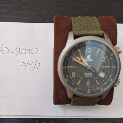 [WTS] BOLDR Expedition Fuji V1 with extra straps