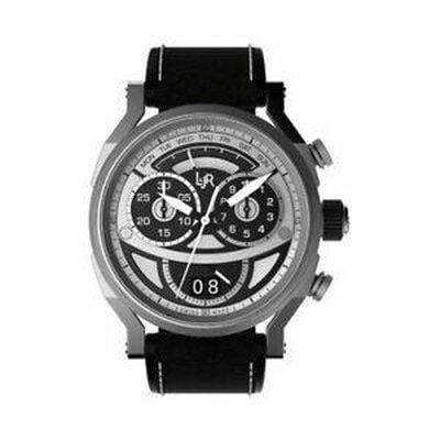 L&JR - Chronograph Day and Date Steel 2 Tone - S1503 - Men - *PIC*